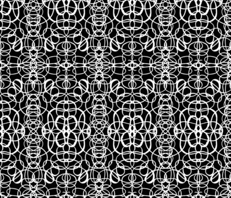 Ironwork Repeat 24inch 150dpi fabric by flas_design on Spoonflower - custom fabric