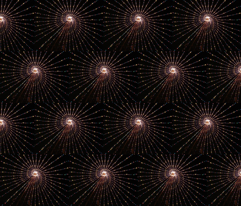 Zilker Spiral (12-23-14) fabric by cag9 on Spoonflower - custom fabric