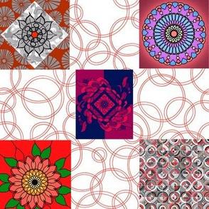 Mystic Quilt Red