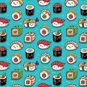 Cute kawaii sushi small size_2