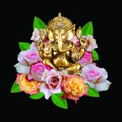 Ganesha Pillow