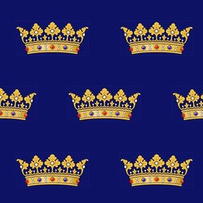Ducal on Blue