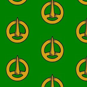 Buckle on Green