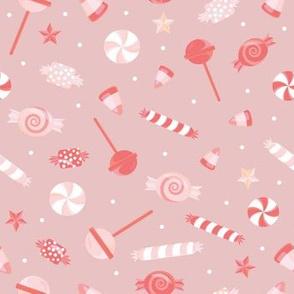 Christmas Candy - Kisses