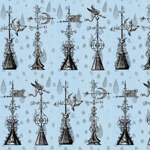 Bewitching Weathervanes