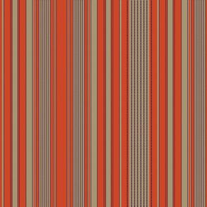 MADRAS  Stripe_13.5_ coral putty_7M