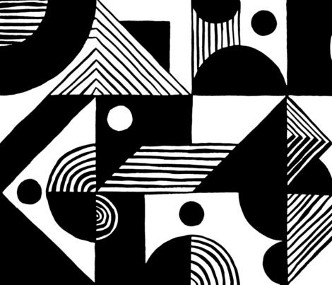geometricsp fabric by artfully_minded on Spoonflower - custom fabric