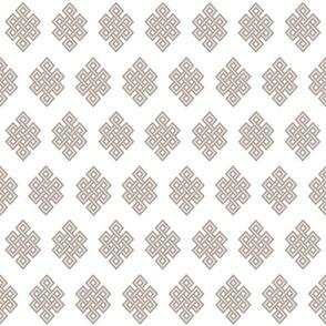celtic knot_18_beiges on white_14M.