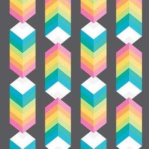 Stacked Cubes 1