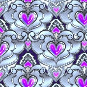 Sweetheart Coordinate Silver