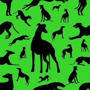 Greyt_Greyhound_Silhouettes_on_Green