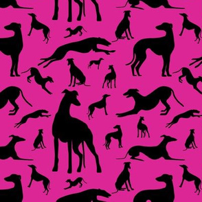 Greyt_Greyhound_Silhouettes_on_Pink