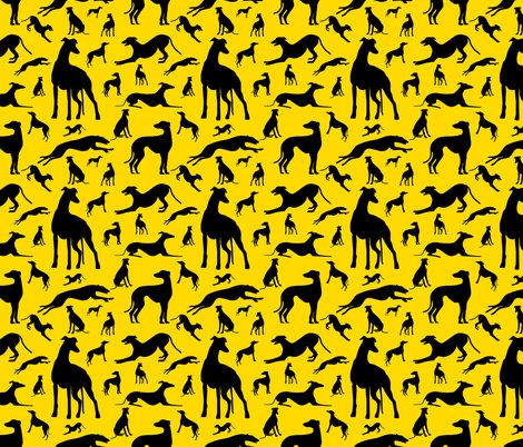 Rgreyt_greyhound_silhouettes_on_yellow_shop_preview