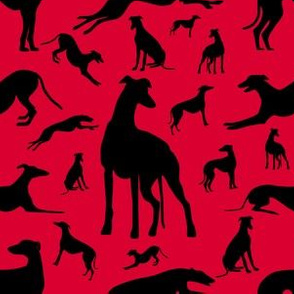 Greyt_Greyhound_Silhouettes_on_Red