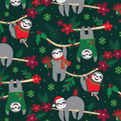 Happy Slothidays