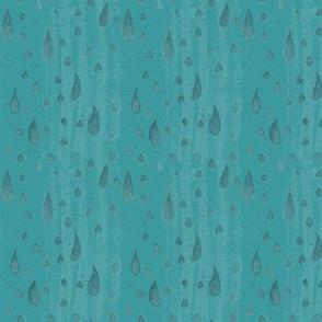 Tonal Raindrops | Backlit Brights