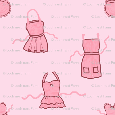 Apron Cupboard | Pink Morning