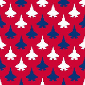 Jet Chevron (Patriotic)