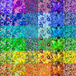 RAINBOW Quilt2
