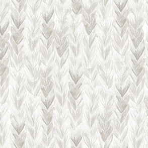 Knit, Purl Watercolor Paint - Taupe