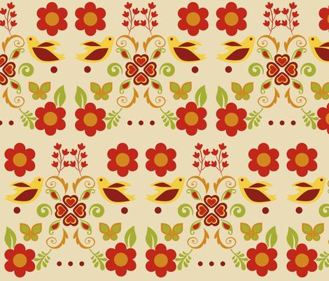 That's Art, Folks fabric by wepop on Spoonflower - custom fabric