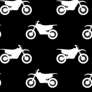 motocross bike (black) C18BS