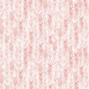 Knit, Purl Watercolor Paint - Blush