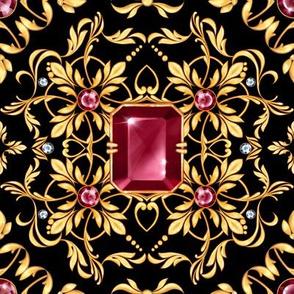 Luxury pattern 3