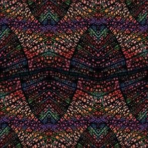 Cell Microscopy Macro Pattern