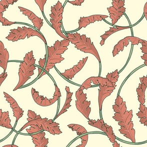 Red Liana / Morris Garden