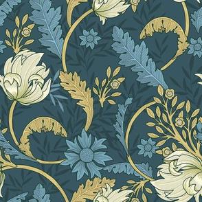Vintage Flowers / Morris Garden