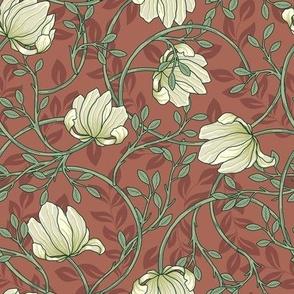 White Peonies / Morris Garden