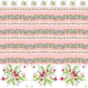 border spring bouquet blush roses & lace  4- LG 12
