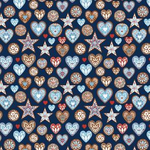 17180-150-GINGERBREAD_HEARTS_STARS-KKATZ-BLUE-SF