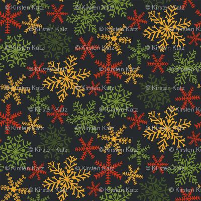 CHRISTMAS_SNOWFLAKES_PATTERN_8B-SF