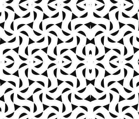 Gorgewhite fabric by aehlex on Spoonflower - custom fabric