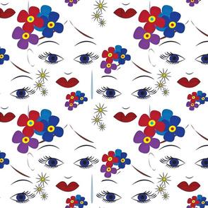 Scandinavian Art - Simply Eyes