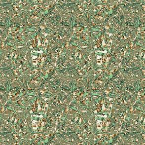 Green Crocus Shatter