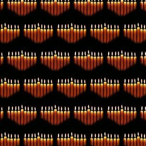 MENORAH -  Candles In the Wind