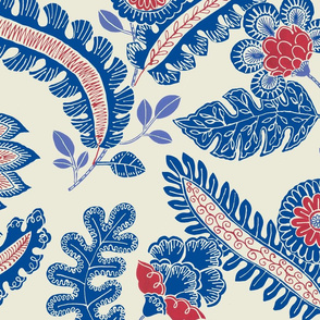 Amy's Indian Chintz