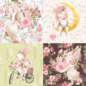 Some Bunny to Love Patchwork