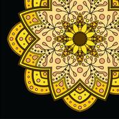 Mandala - Sunflower - Large Scale