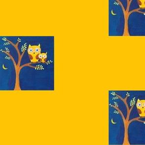 owls squares
