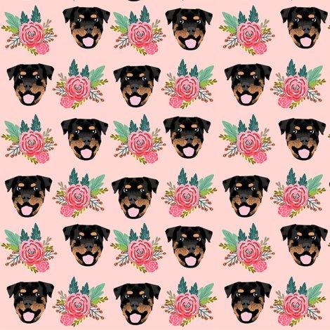 Rrottweiler-heads-floral_shop_preview