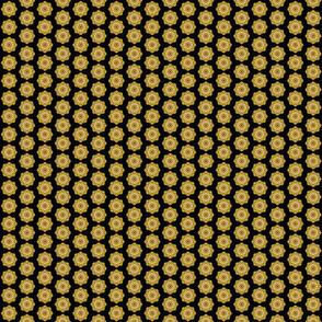 Mandala - Sunflower - Micro Small Scale