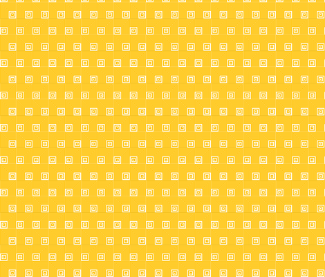 Geometric Pattern: Square Angle: Yellow fabric by red_wolf on Spoonflower - custom fabric