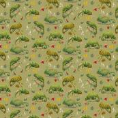 6chameleons-pattern