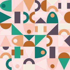Blocks | Pink