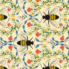 Bee Garden -(rotated)