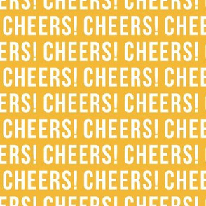 Cheers! - Gold